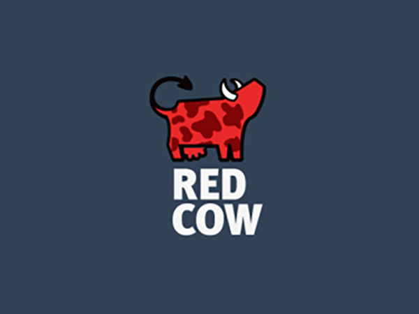 Red Cow Logo