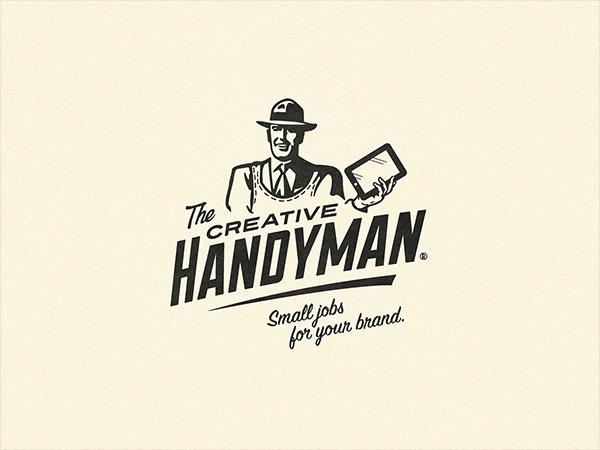 The Creative Handyman Logo