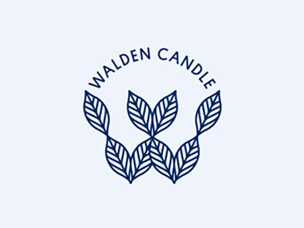 Walden Candle Logo