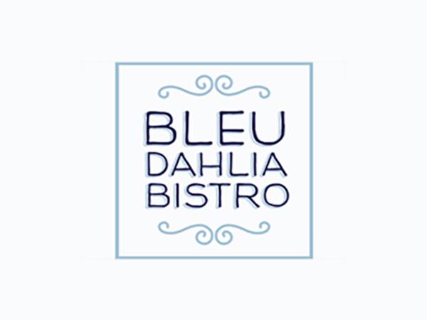 Bleu Dahlia Bistro Logo