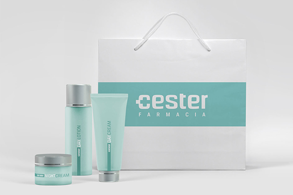 Cester Pharmacy Logo by Concreate Studio