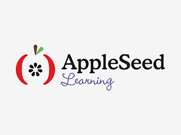 Apple Seed Learning Logo