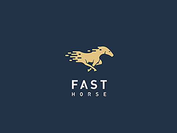 Fast Horse Logo