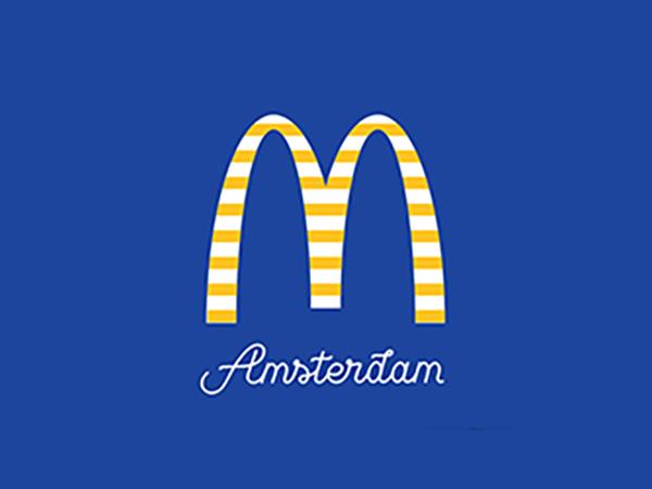 McDonalds Amsterdam Logo