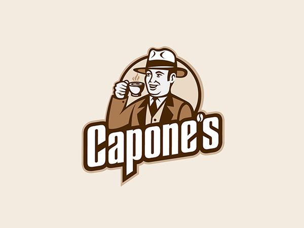 Capone's Logo