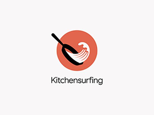 Kitchen Surfing Logo
