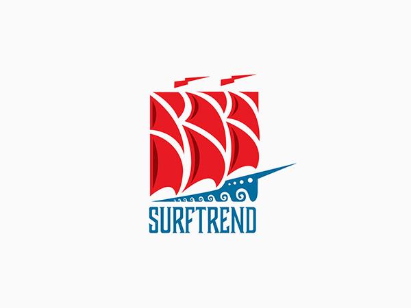 Surftrend Logo