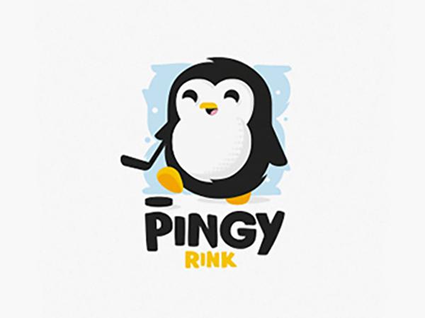 Pingy Rink Logo