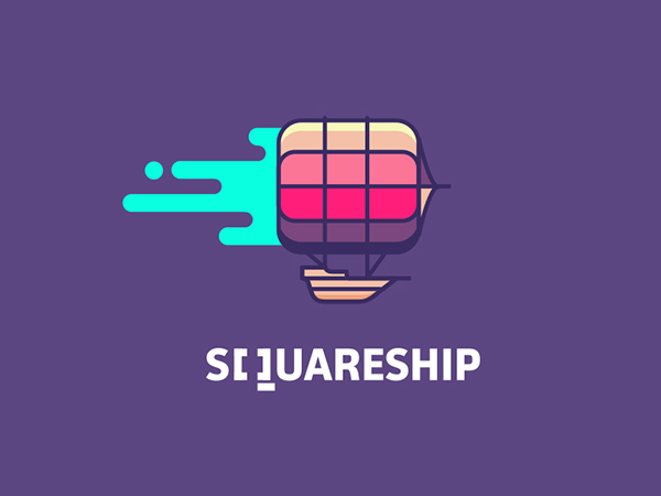 Squareship Logo
