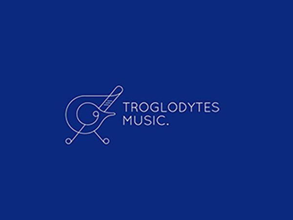 Troglodytes Music Logo