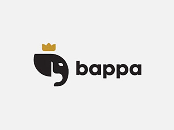 Bappa Ganesha Logo