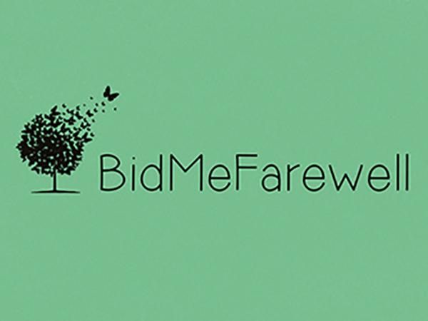 Bid Me Farewell Logo