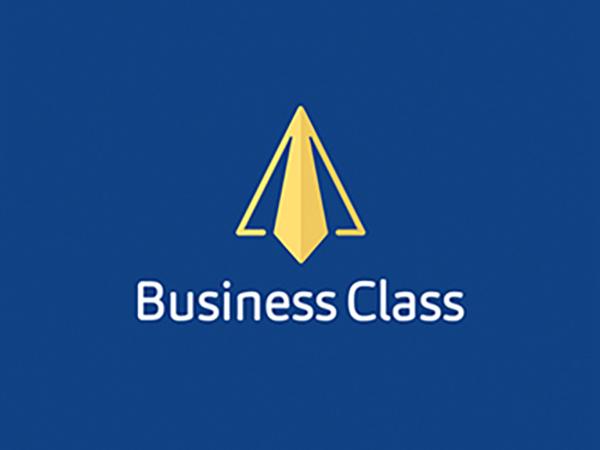 Business Class Logo