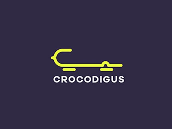 Crocodigus Logo