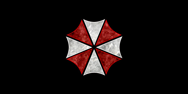 Umbrella Corporation Logo Design Tutorial
