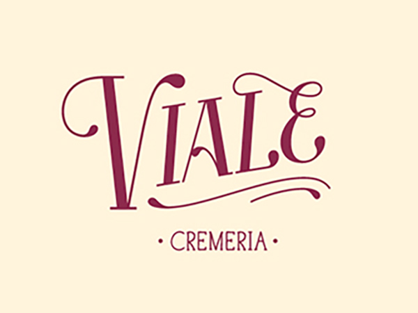 Viale Cremeria Logo