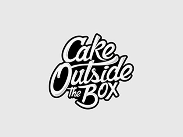 Cake Outside the Box Logo