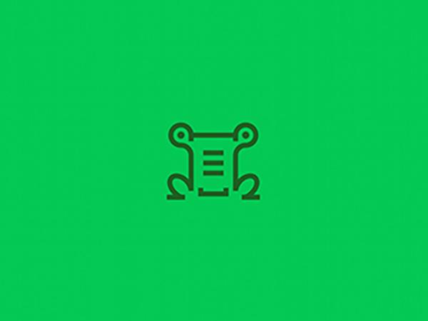 Frog File Logo