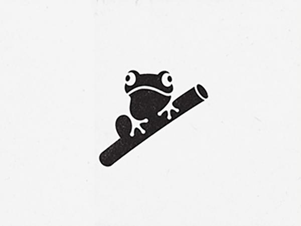 Tree Frog Logo