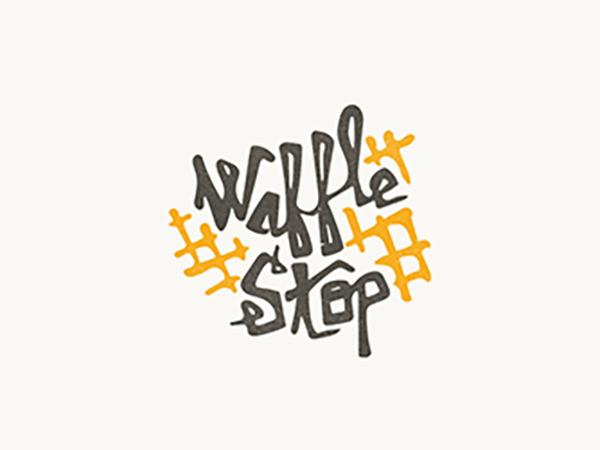 Waffle Stop Logo