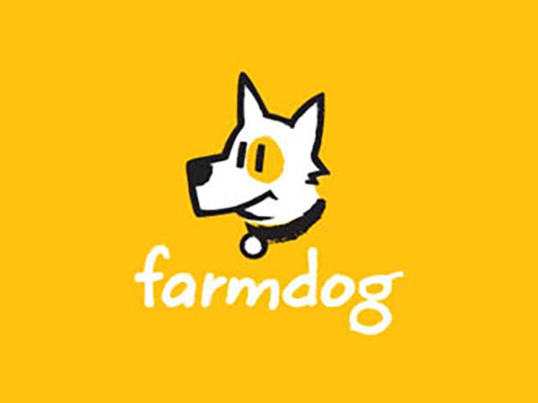 Farm Dog Logo