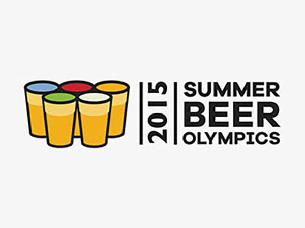 2015 Summer Beer Olympics Logo