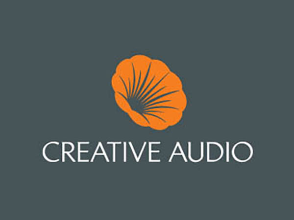 Creative Audio Logo