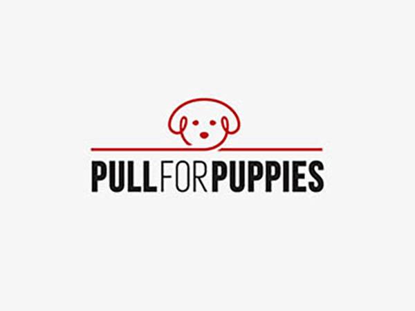 Pull for Puppies Logo