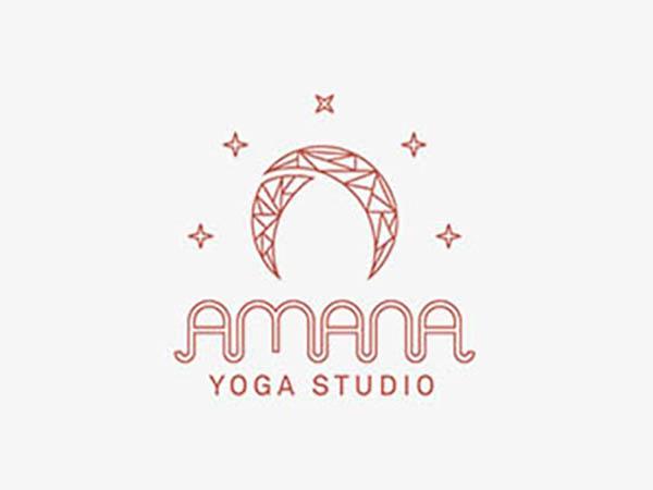 Amana Yoga Studio Logo