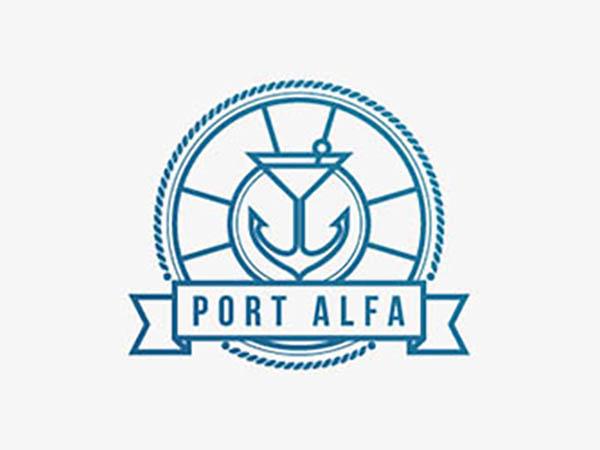 Port Alfa Logo