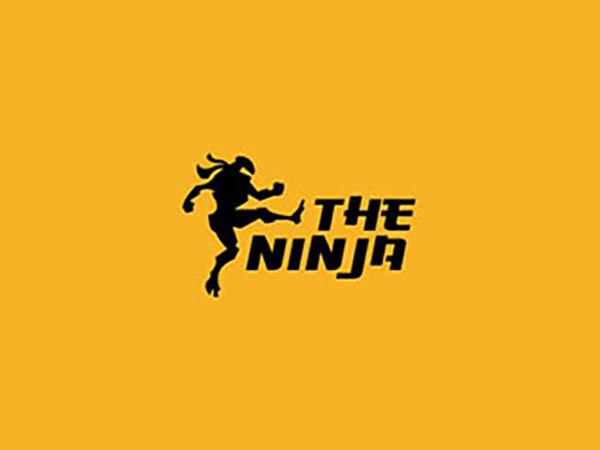 The Ninja Logo