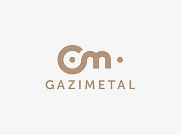Gazimetal Logo