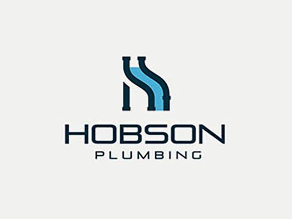 Hobson Plumbing Logo