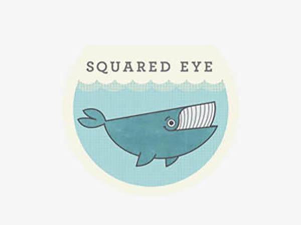 Squared Eye Logo