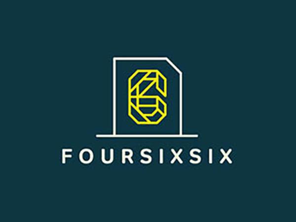 Foursixsix Logo