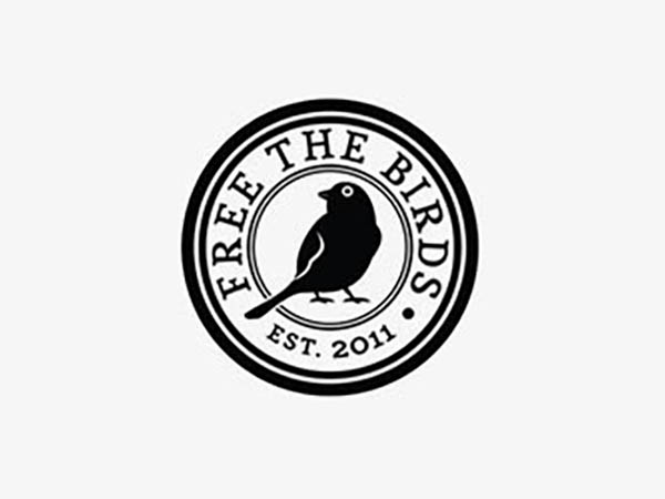 Free the Birds Logo