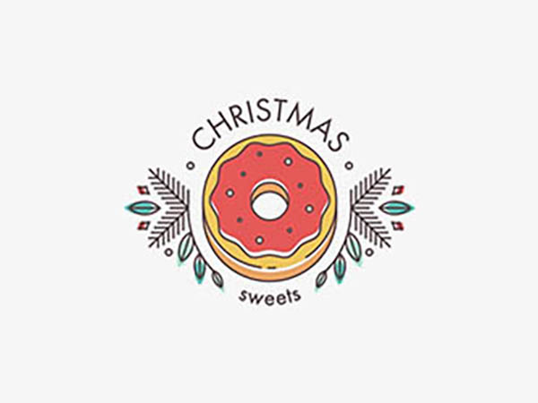 Christmas Sweets Logo