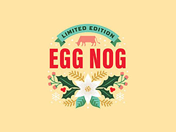 Egg Nog Logo