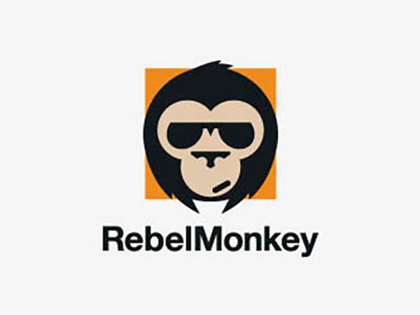Rebel Monkey Logo