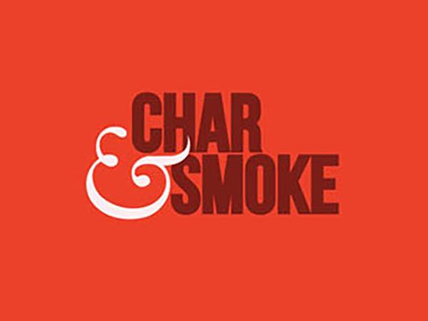 Char & Smoke Logo