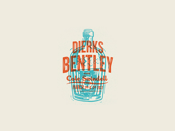 Dierks Bentley Logo