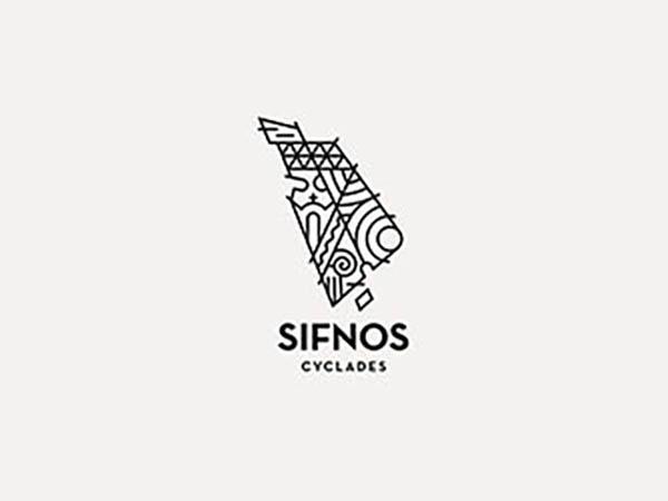 Sifnos Cyclades Logo