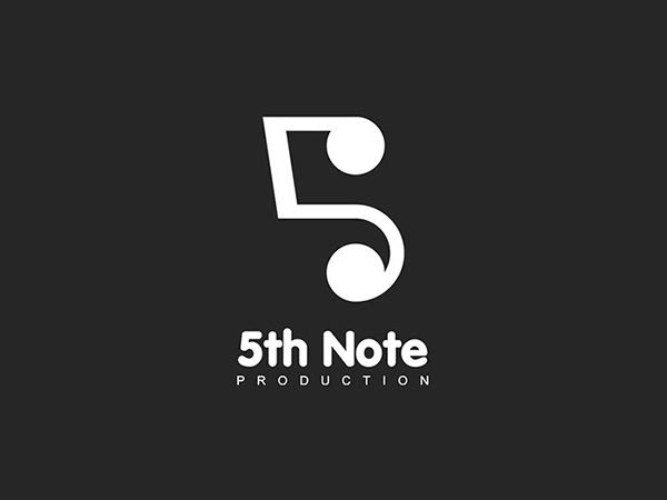 5th Note Production Logo