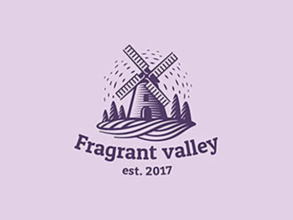 Fragrant Valley Logo