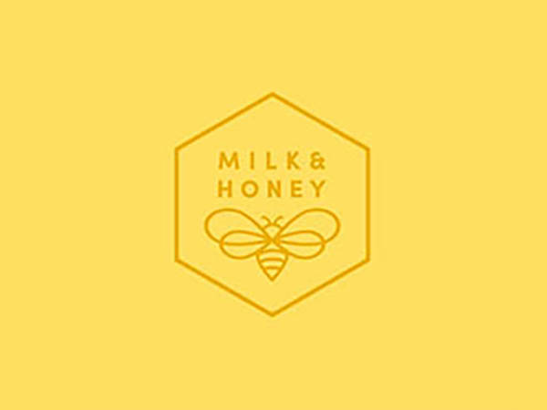 Milk and Honey Logo