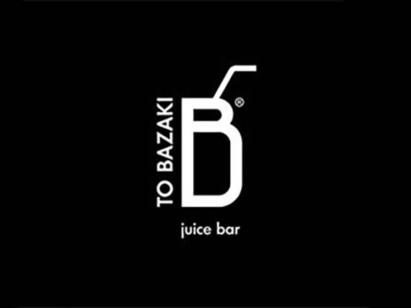 To Bazaki Juice Bar Logo