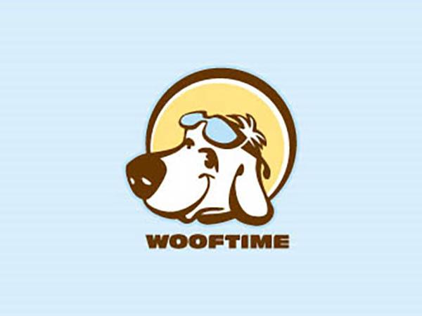 Woof Time Logo