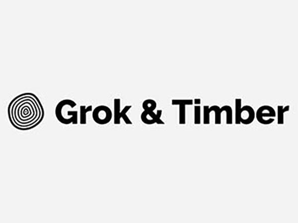 Grok & Timber Logo