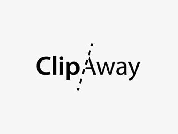 Clip Away Logo