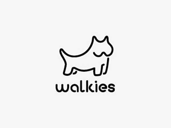 Walkies Logo